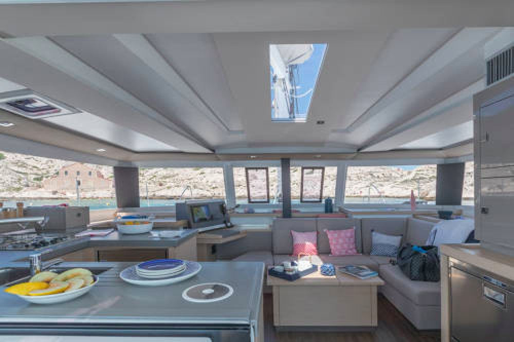 Rental yacht Athens - Fountaine Pajot Astrea 42 O.V. on SamBoat