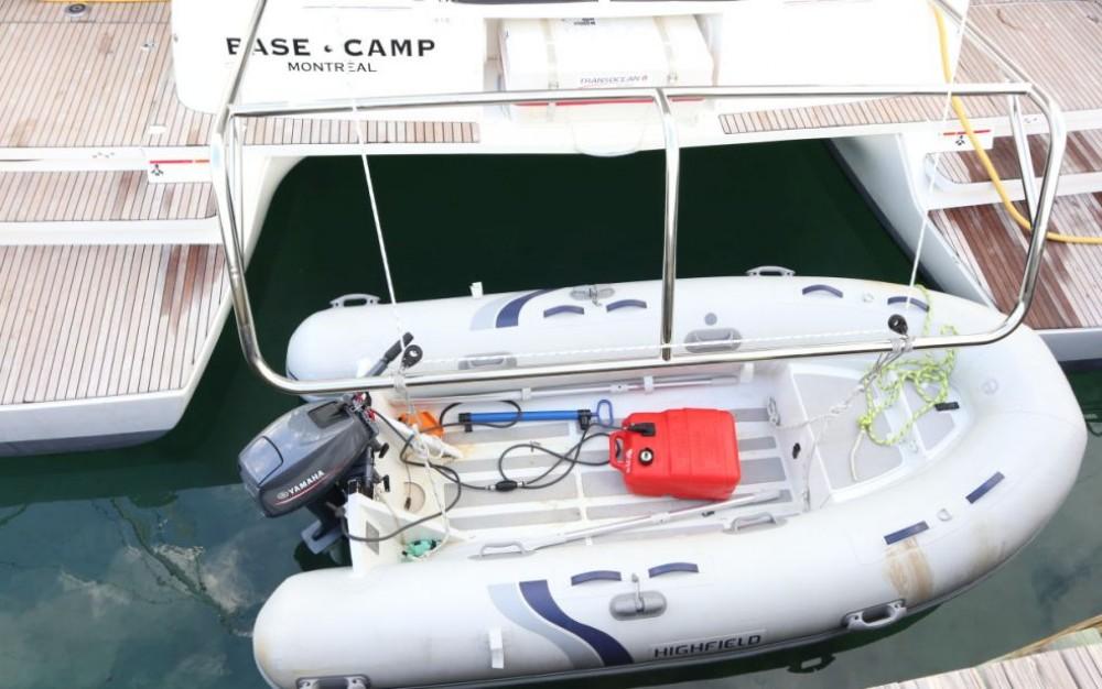 Rental Catamaran in Key West - Lagoon Catamaran Lagoon 42