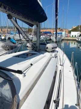 Jeanneau Sun Odyssey 409 between personal and professional Palma de Mallorca