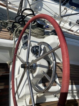 Rental yacht Palma de Mallorca - Jeanneau Sun Odyssey 409 on SamBoat