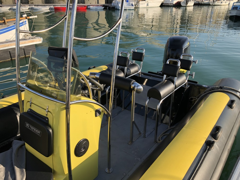 Zodiac Zodiac 730 HURRICAN between personal and professional Granville