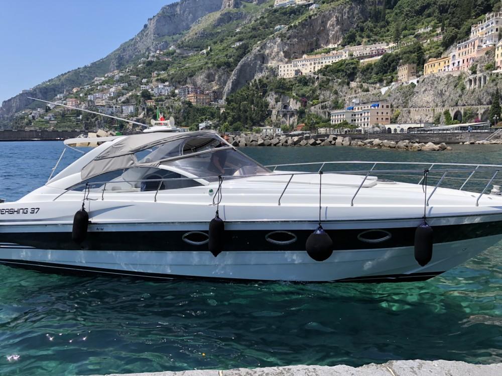 Rent a Pershing Pershing 37 Amalfi