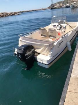 Rental Motorboat in Marseille - Quicksilver Activ 535 Open