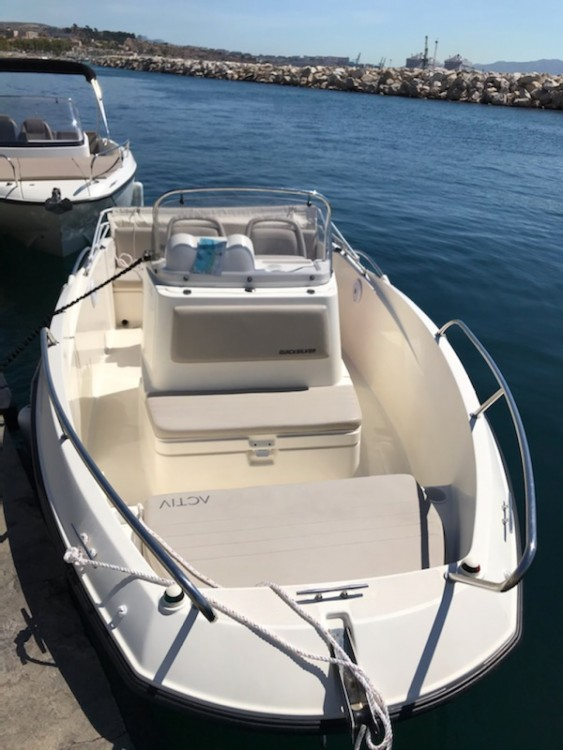 Quicksilver Activ 535 Open between personal and professional Marseille