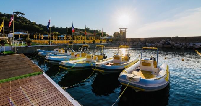 Boat rental Lomac LOMAC in Sorrento on Samboat