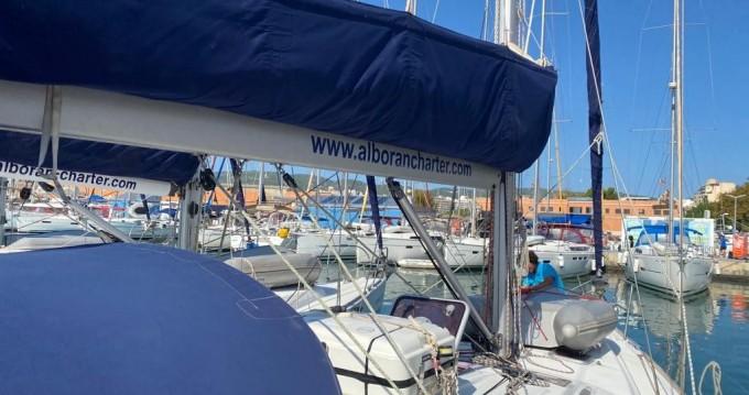 Rental Sailboat in Tenerife (Island) - Bénéteau Oceanis 40