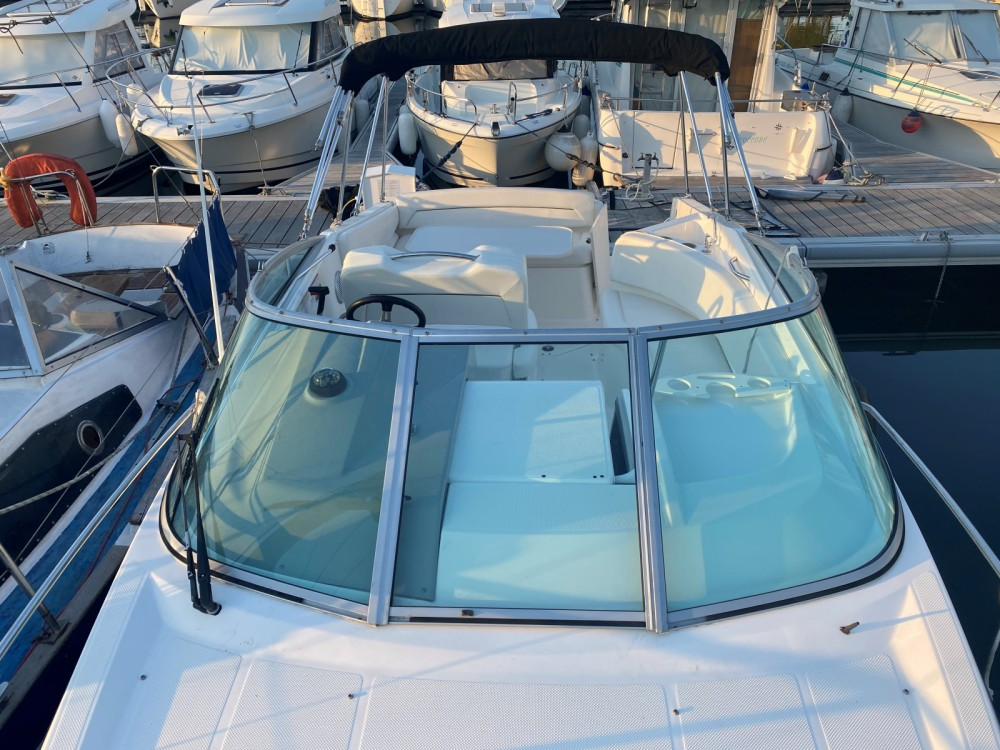 Motorboat for rent Ouistreham at the best price