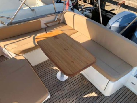 Boat rental Jeanneau Cap Camarat 8.5 WA in Castelsardo on Samboat