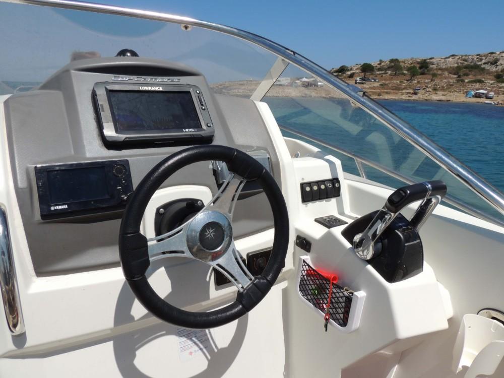 Rental yacht Posthudorra/Porto Torres - Jeanneau Cap Camarat 8.5 WA on SamBoat