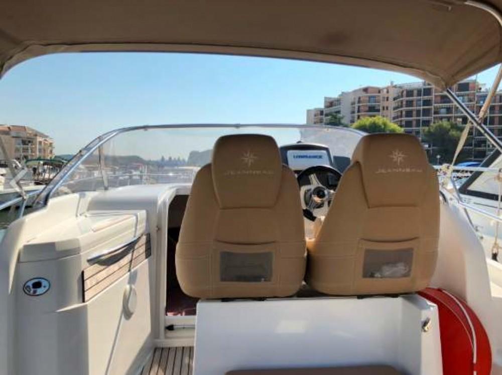 Boat rental Posthudorra/Porto Torres cheap Cap Camarat 8.5 WA