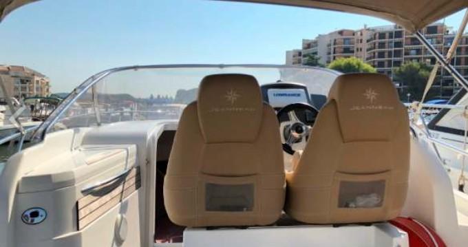 Rental yacht Castelsardo - Jeanneau Cap Camarat 8.5 WA on SamBoat