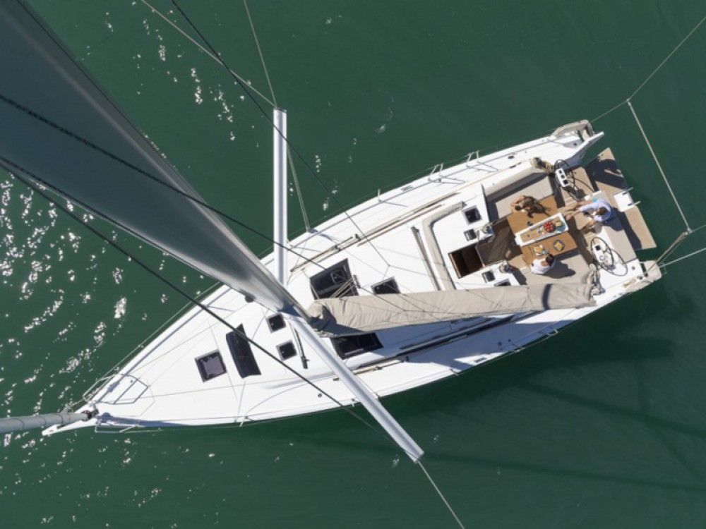 Dufour Dufour 430 Grand Large  between personal and professional Olbia