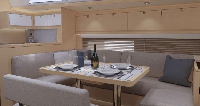 Rental yacht Porto Rotondo - Dufour Dufour 470 on SamBoat
