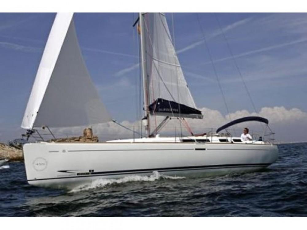 Boat rental Álimos cheap Dufour 455