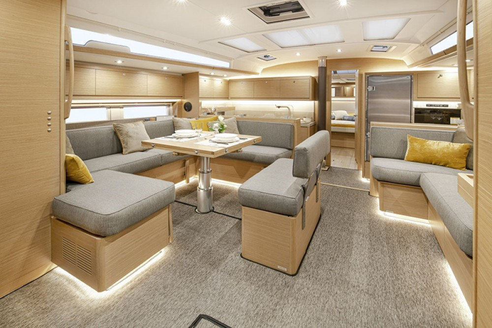 Dufour Dufour 530 between personal and professional Tourlos