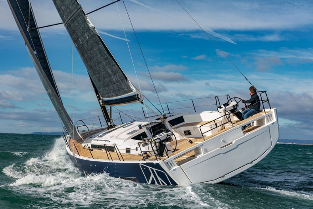 Hire Sailboat with or without skipper Dufour Tourlos