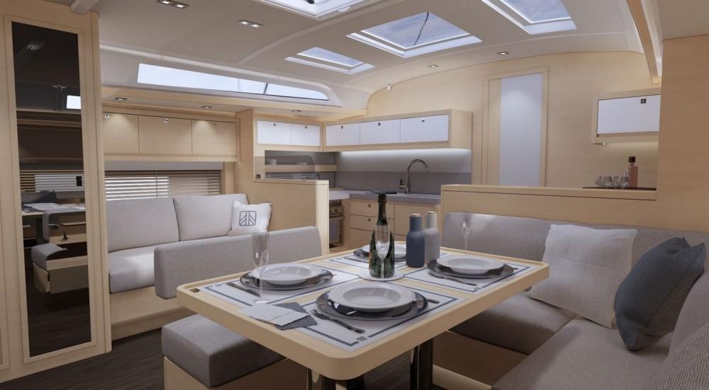 Rental yacht  - Dufour Dufour 470 on SamBoat
