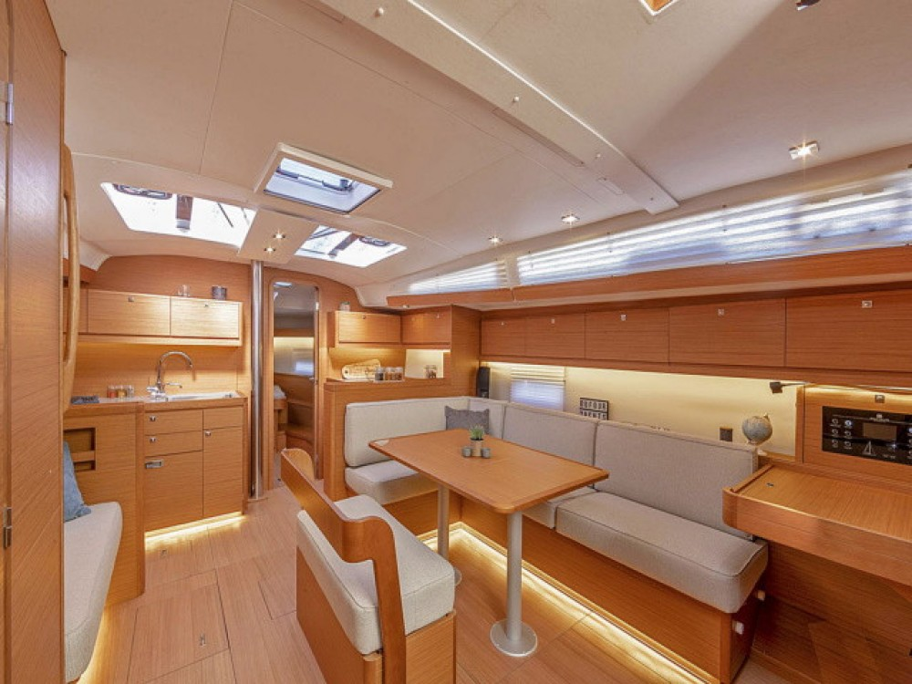 Dufour Dufour 430 between personal and professional Olbia