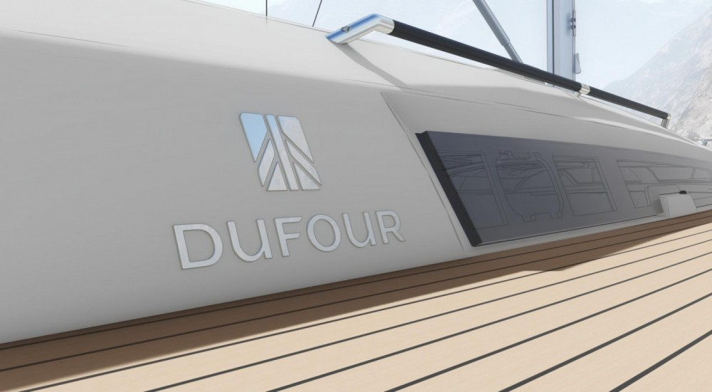 Rental yacht Olbia - Dufour Dufour 530 on SamBoat
