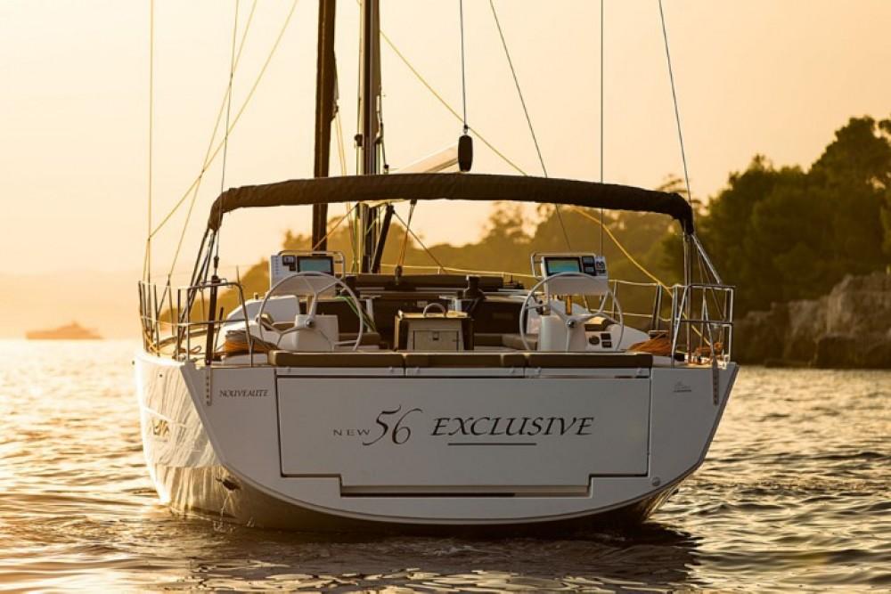 Rental Sailboat in Olbia - Dufour Dufour 560