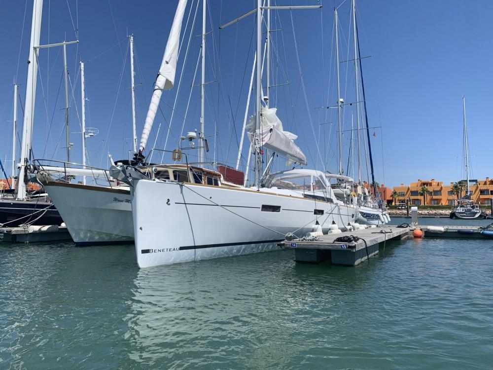 Rental Sailboat in Algarve - Bénéteau Oceanis 45