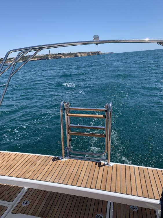 Boat rental Bénéteau Oceanis 45 in Algarve on Samboat