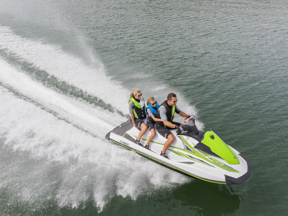 Rental Jet Ski in Algarve - Yamaha Vx