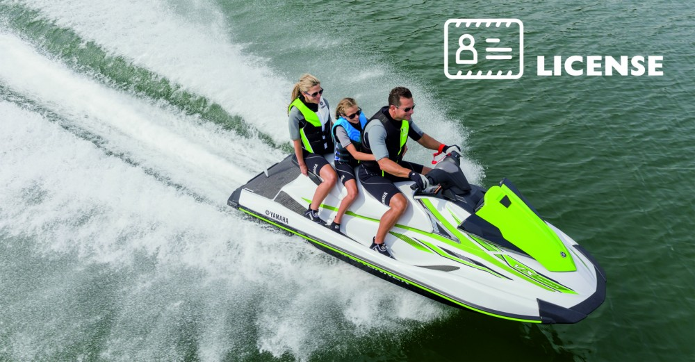 Hire Jet Ski with or without skipper Yamaha Algarve