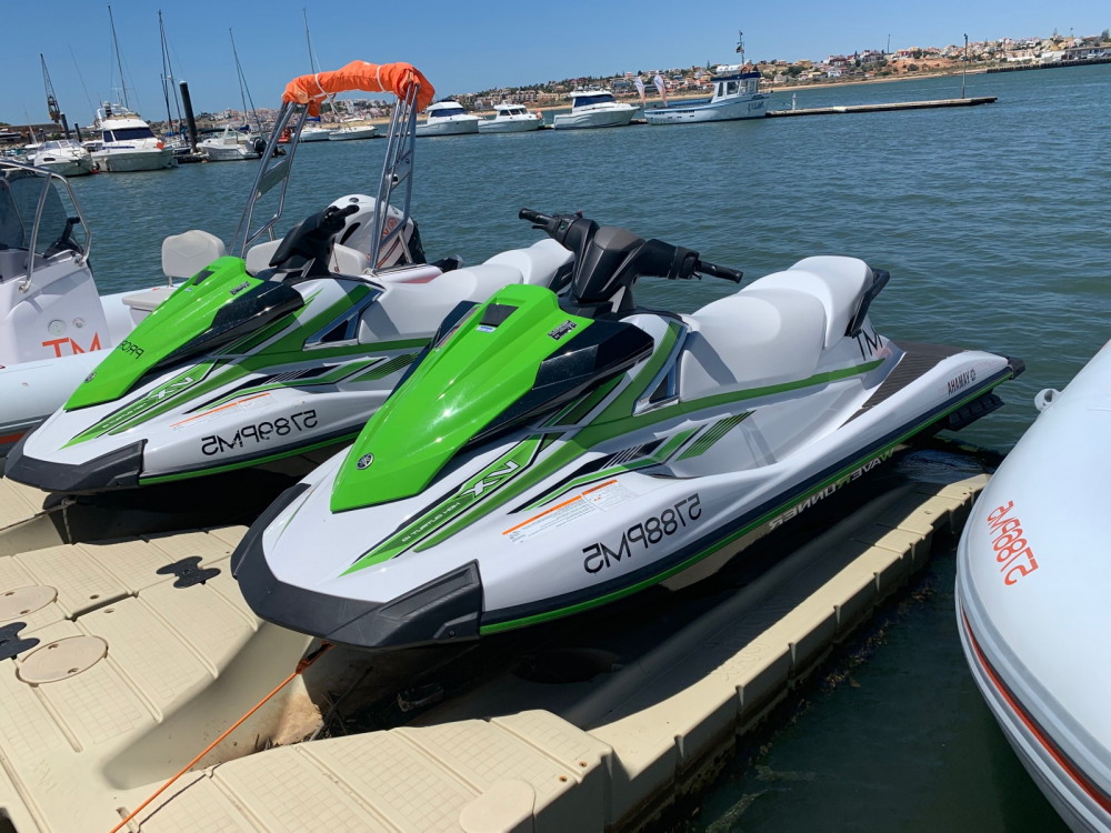 Yamaha Vx  between personal and professional Algarve
