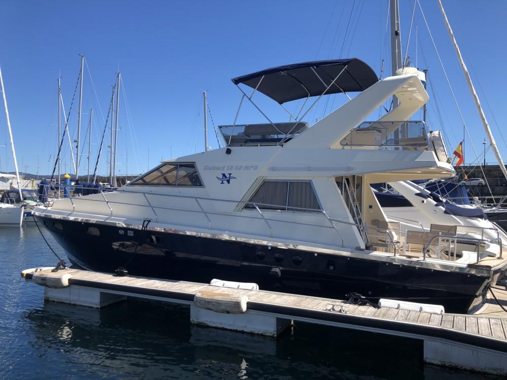 Boat rental Galicia cheap Gallart 13.50 MS
