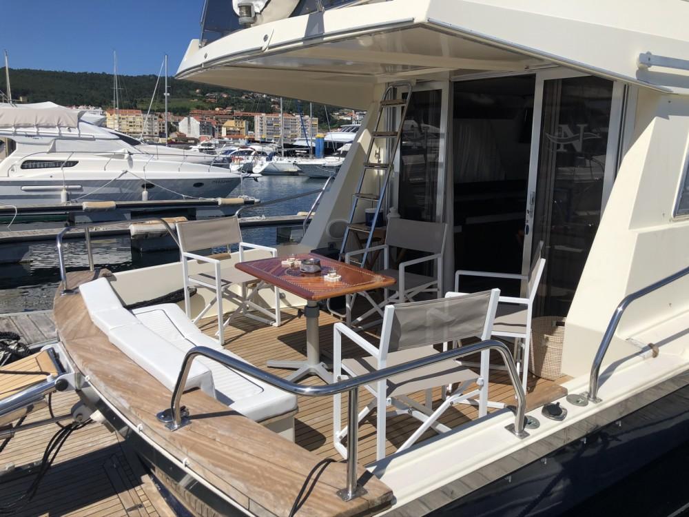 Rental Motorboat in Galicia - Gallart Gallart 13.50 MS