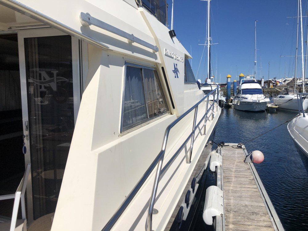 Boat rental Gallart Gallart 13.50 MS in Galicia on Samboat