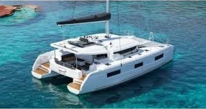 Rental yacht Λαύριο - Lagoon Lagoon 46 on SamBoat