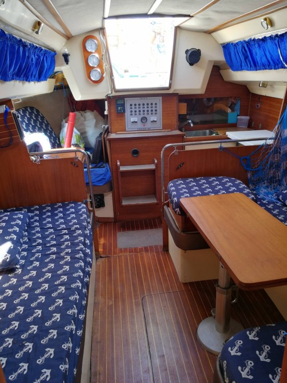 Rental yacht Rome - Vallicelli Ziggurat 915 on SamBoat