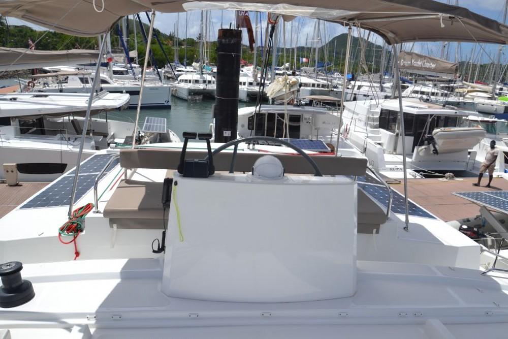 Boat rental Catana Bali 4.5 in Saint Martin (France) on Samboat