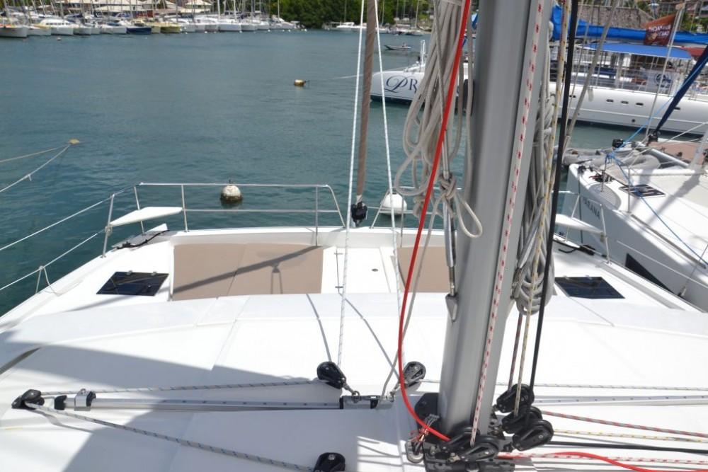 Rental Catamaran in Saint Martin (France) - Catana Bali 4.5