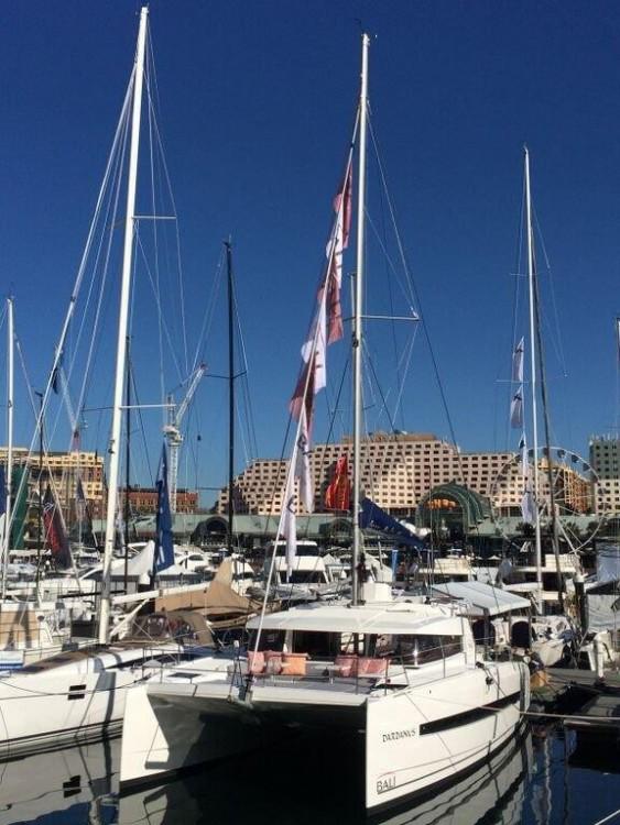 Rental yacht Palma - Catana Bali 4.3 on SamBoat