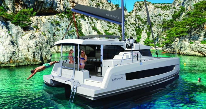 Hire Catamaran with or without skipper Bali Catamarans Roses