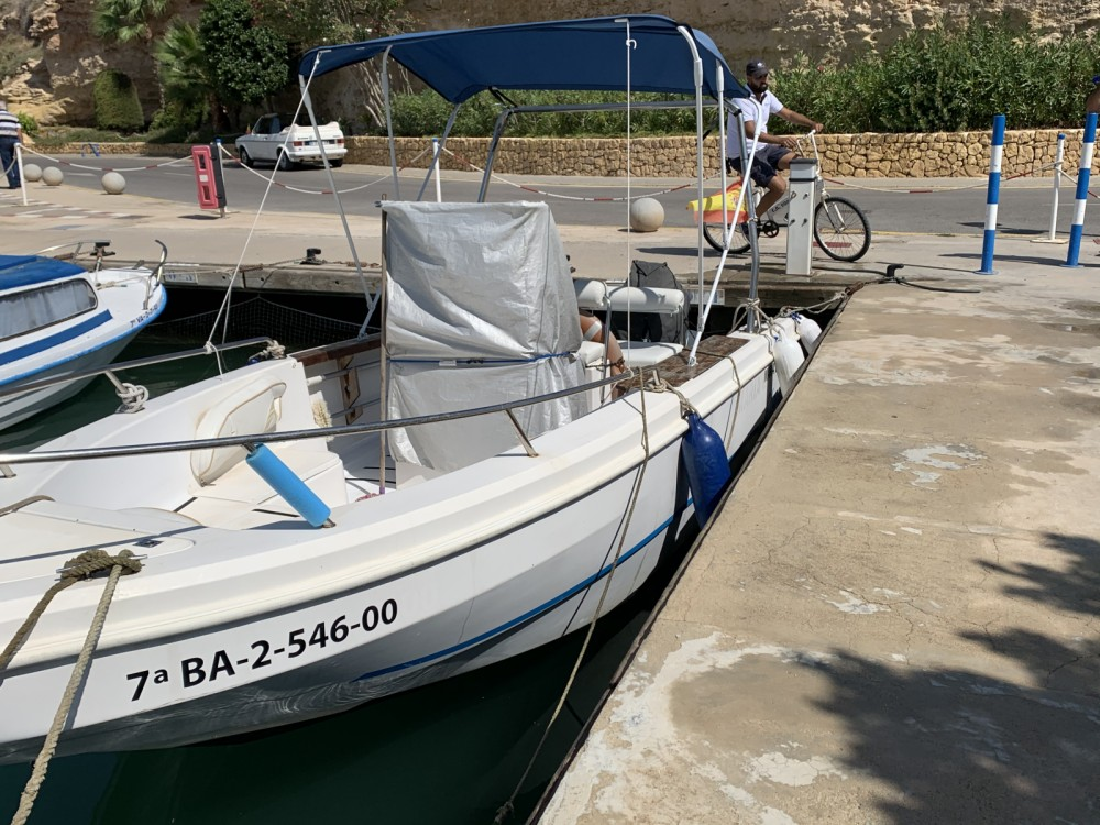 Motorboat for rent Alicante at the best price