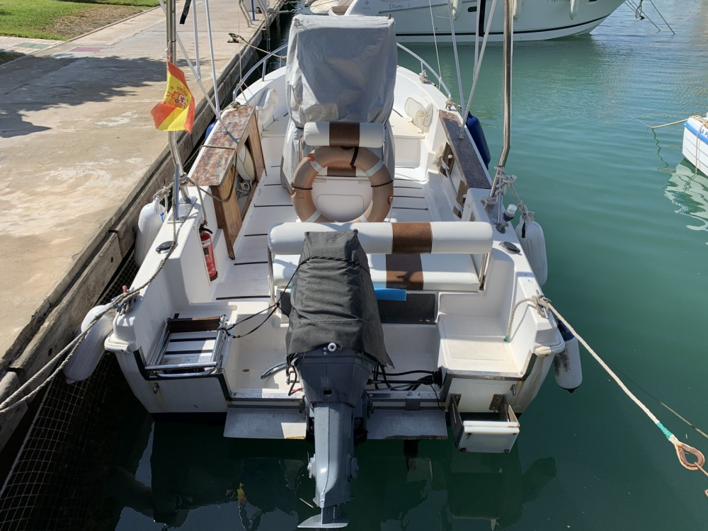 Rental yacht Alicante - Bayliner Open Elamd on SamBoat