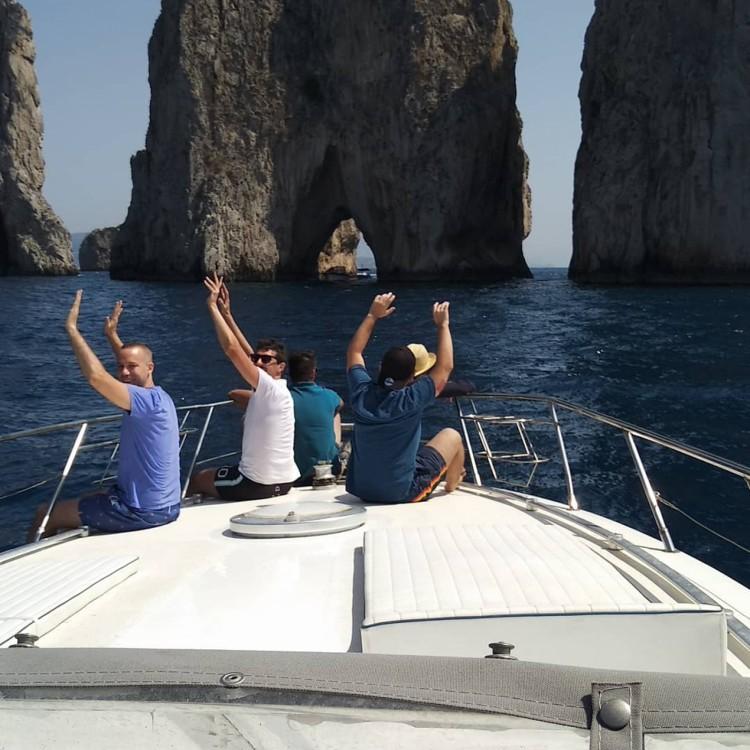 Boat rental Sorrento cheap Laver 30