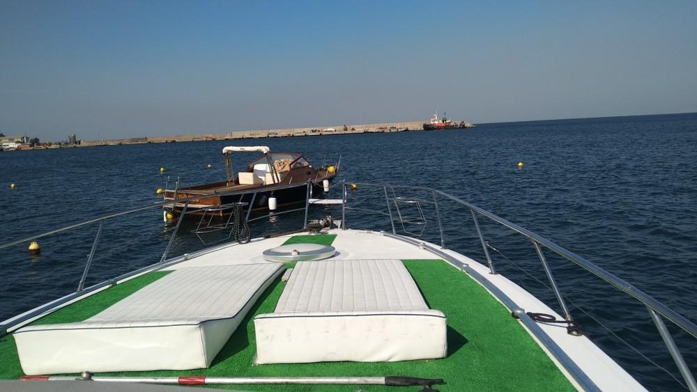 Boat rental Anacapri cheap Lupo di mare 35