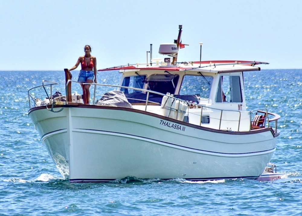 Boat rental Algarve cheap Menorquin Yachts 120