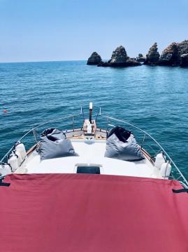 Boat rental Portimão cheap Menorquin Yachts 120