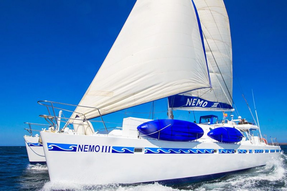 Boat rental Galápagos cheap III