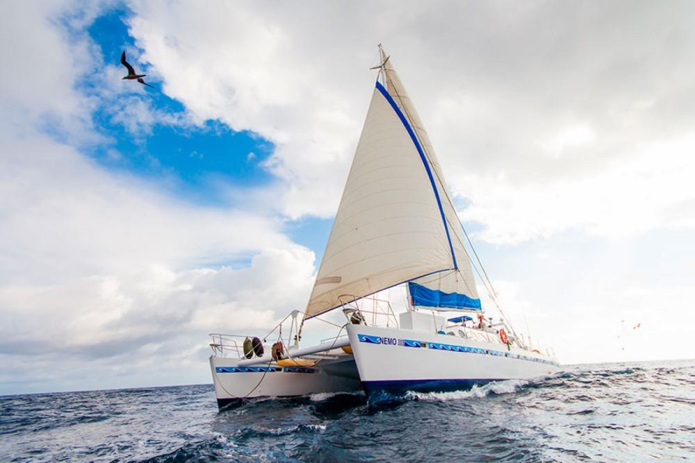 Rental yacht Galápagos - Nemo III on SamBoat