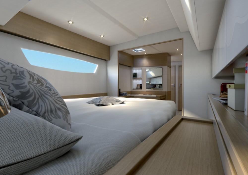 Rental yacht  - Fountaine Pajot Fountaine Pajot Saba 50 - 6 + 1 cab. on SamBoat