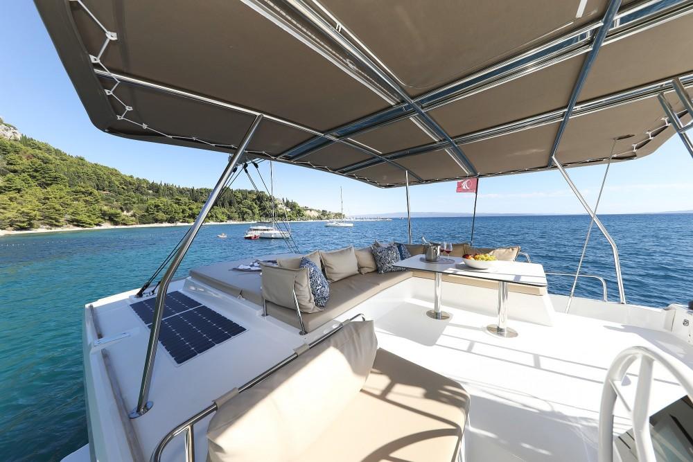 Rental Catamaran in Croatia - Catana Bali 4.8 - 6 cab.