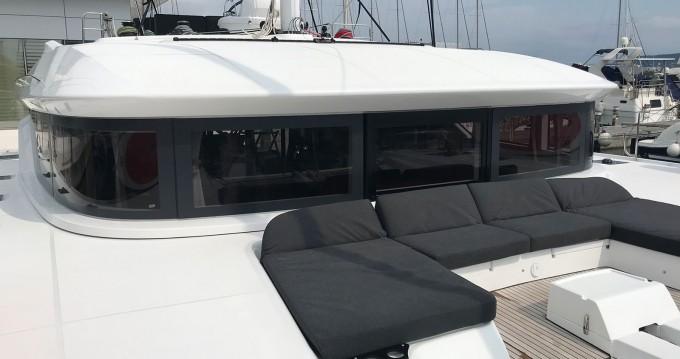 Boat rental Kaštel Gomilica cheap Lagoon 50