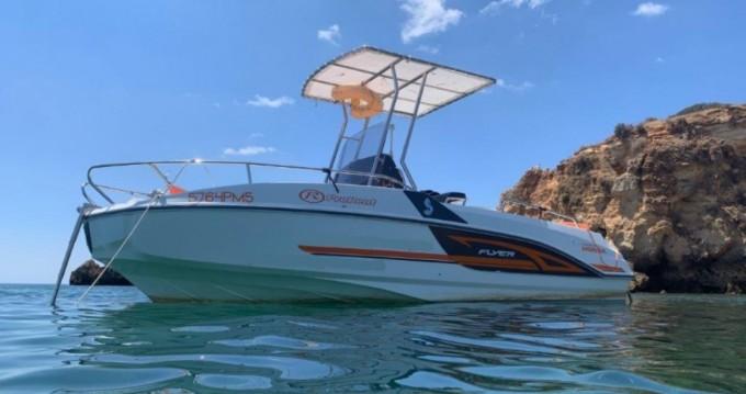 Rental Motorboat in Portimão - Bénéteau Flyer 5.5